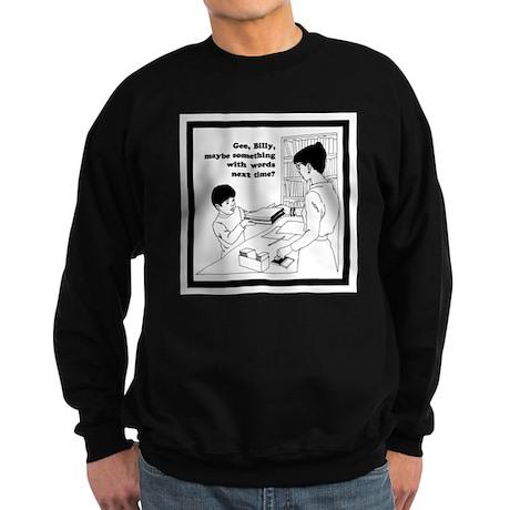 Gee, Billy Sweatshirt (dark)