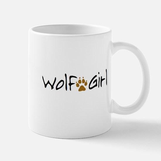 Wolf Girl Mug