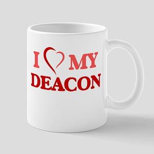 I love my Deacon Mugs