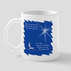 God, Navigator Mug