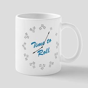 Time to Roll Mug