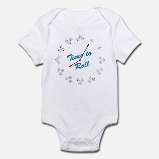 Time to Roll Infant Bodysuit