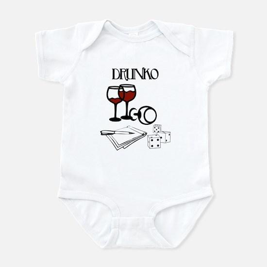 Drunko Infant Bodysuit