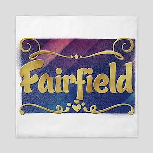 Fairfield Queen Duvet