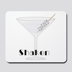 Shaken Mousepad