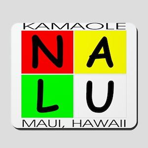 Kamaole Nalu Mousepad