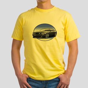 GT Stang Black T-Shirt