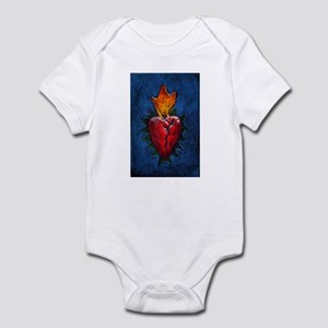 Sacred Heart 23 Infant Bodysuit