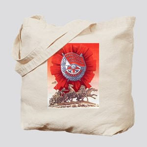 CCCP Red Banner Tote Bag