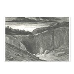 Canto 3 - Hells Entrance Postcards (Package of 8)