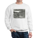 Canto 3 - Hells Entrance Sweatshirt