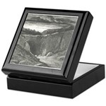 Canto 3 - Hells Entrance Keepsake Box