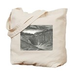 Canto 3 - Hells Entrance Tote Bag