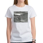 Canto 3 - Hells Entrance Women's T-Shirt