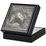 Canto 5 Paolo & Francesca Keepsake Box