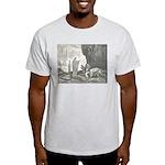 Canto 6 - Mad Dog Ash Grey T-Shirt
