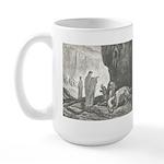 Canto 6 - Mad Dog Large Mug