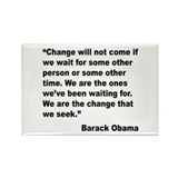 Barack obama change quote Single