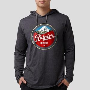 Historic Rainier Beer logo Long Sleeve T-Shirt