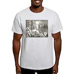 Canto 7 - Messenger Angel Ash Grey T-Shirt