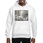 Canto 7 - Messenger Angel Hooded Sweatshirt