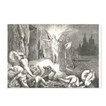 Canto 7 - Messenger Angel Postcards (Package of 8)