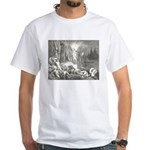 Canto 7 - Messenger Angel White T-Shirt