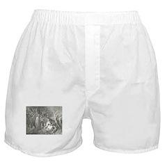 Canto 13 - HumanTrees Boxer Shorts