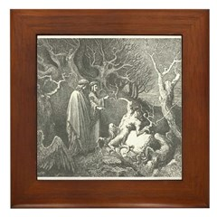 Canto 13 - HumanTrees Framed Tile