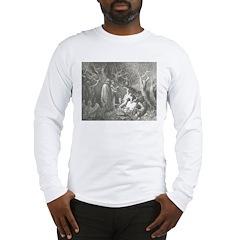 Canto 13 - HumanTrees Long Sleeve T-Shirt
