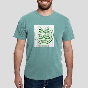 Janustextfrontgreen T-Shirt