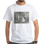 Canto 13 - HumanTrees White T-Shirt