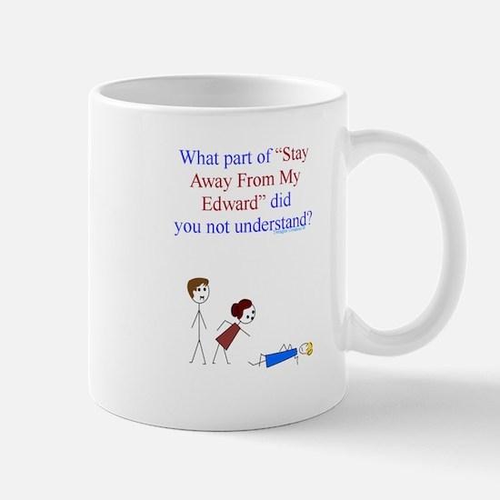 ~My Edward 001 ~ Mug