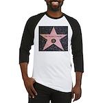 Hollywood Star Baseball Jersey