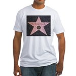 Hollywood Star Fitted T-Shirt