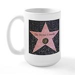 Hollywood Star Large Mug