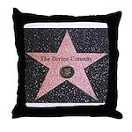 Hollywood Star Throw Pillow