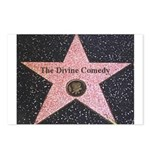 Hollywood Star Postcards (Package of 8)