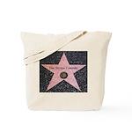 Hollywood Star Tote Bag