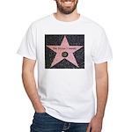 Hollywood Star White T-Shirt
