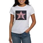 Hollywood Star Women's T-Shirt