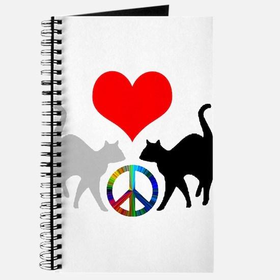 Love & peace Journal