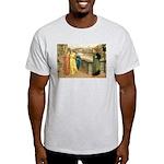 Dante & Beatrice Ash Grey T-Shirt