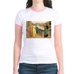 Dante & Beatrice Jr. Ringer T-Shirt