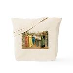 Dante & Beatrice Tote Bag