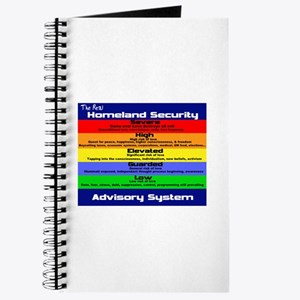 The real homeland security advisory Journal