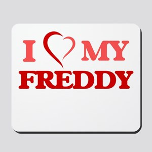 I love my Freddy Mousepad