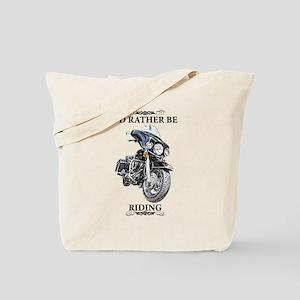 Rather Ride Tote Bag