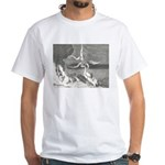 Canto22-Demons White T-Shirt