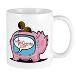 The Two Cents Mug